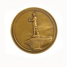 Custom Coins Factory Price metal 3D coins cheap antique bronze