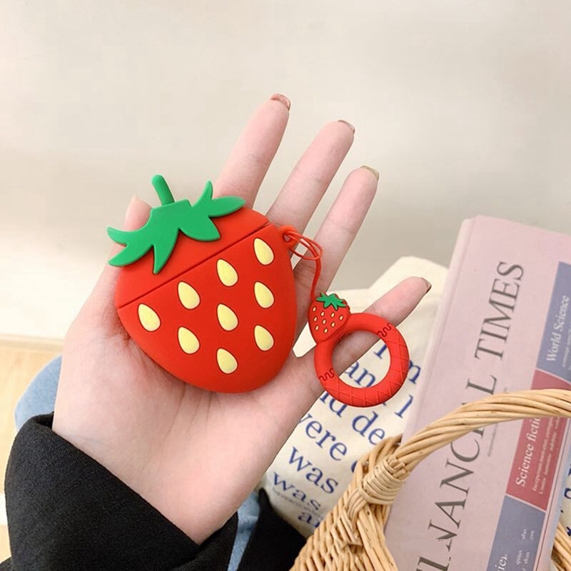 Cute Fruit Case for Airpods Pro 43