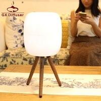 GX Diffuser Desk Lamps LED Light Bulb USB Changeable Infrared Sensation Energy saving Table Lamp Reading Lights for Bedroom