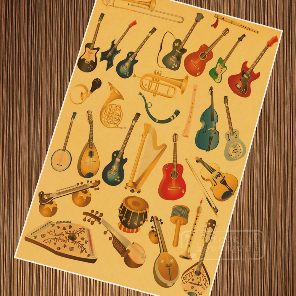 Great Guitar Canvas Wall Art Contemporary - The Wall Art Decorations ...