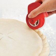 Новое устройство для приготовления лапши решетчатое колесо тестораскатка резак инструмент кухонный помощник DIY резка теста Инструменты для выпечки