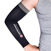 Компресспринт, рукав для велоспорта, защита от ультрафиолетовых лучей, для бега, нарукавники для альпинизма, для мужчин и женщин, для езды на...