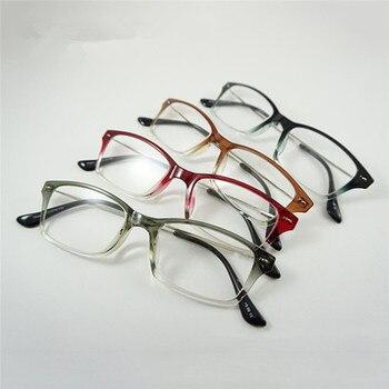 490e34d76c 2016 grado TR094 ultraligero Anti-fatiga mujeres hombres gafas de lectura  moda claro gafas de presbicia mayores + 1,0 + 3,5 YJ072