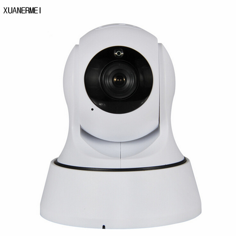 XUANERMEI Home 720P baby monitor Pan Tilt Security IP Camera WiFi Home Security CCTV Camera with Night Vision Two Way Audio P2P fghgf 720p wireless ip security camera baby pet video monitor home security system with pan and tilt two way audio night vision