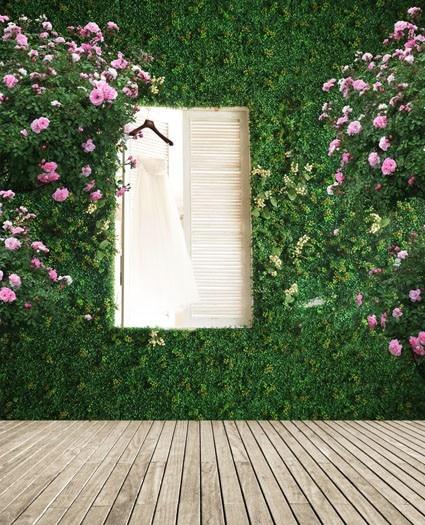 vintage wooden floor flowers wall photography wedding vinyl backdrop for photo studio digital backdrops camera fotographic