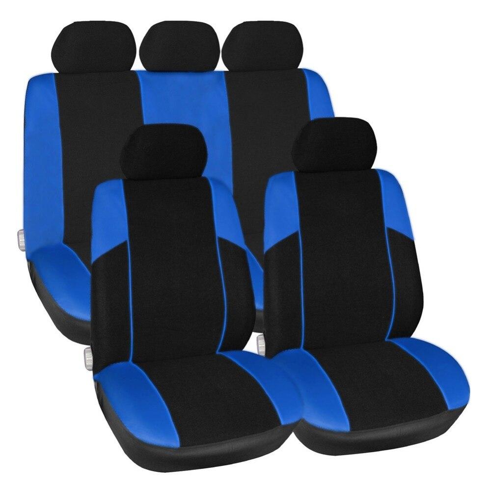 Seat Covers For Trucks >> Aliexpress Com Buy 11pcs Lot Car Seat Covers Universal Vehicle