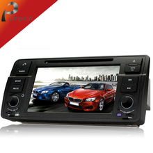 2 Din Car Radio DVD GPS Navigation For BMW E46 M3 318 320 325+3G+Audio+Stereo+Head Unit+Bluetooth+DVD Automotivo+TV Car Styling