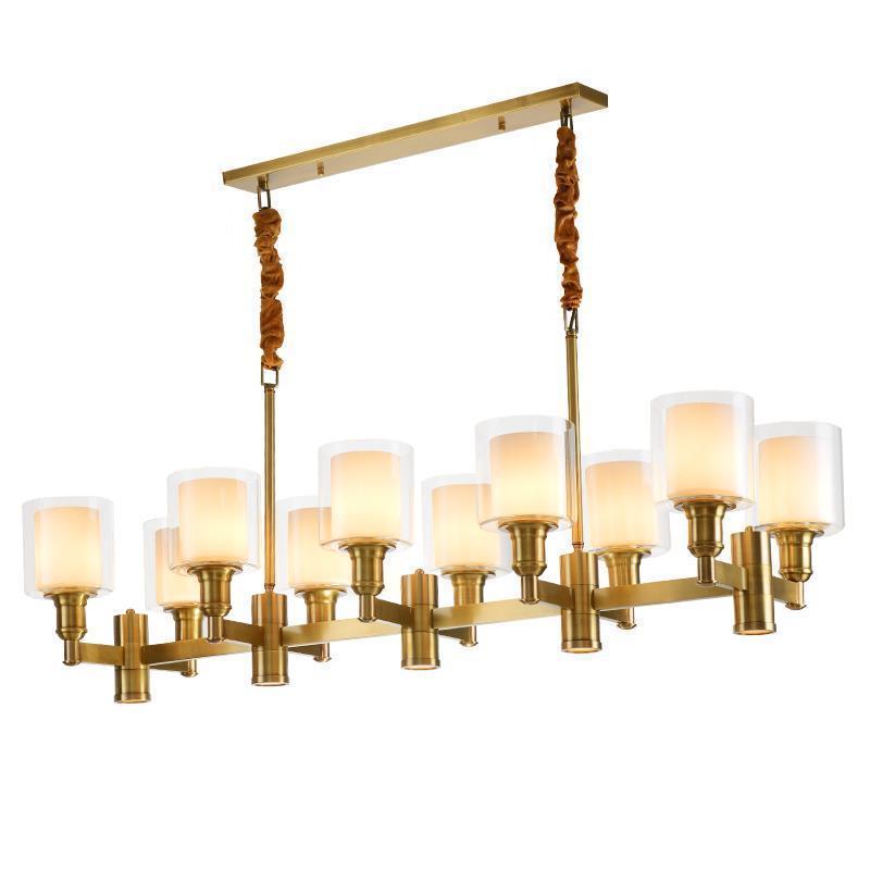 E Pendente Sala Jantar Lampara De Techo Colgante Moderna Comedor Lustre Para Quarto Hanging Lamp Luminaria