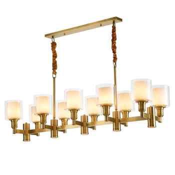 E Pendente Sala Jantar, Lampara De Techo Colgante Moderna Comedor Lustre Para Quarto lámpara Colgante Luminaria Loft Hanglamp