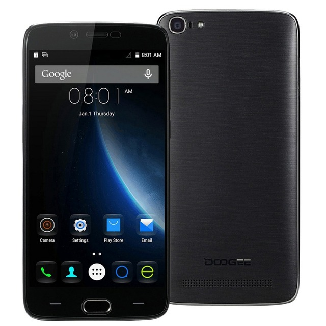 4G DOOGEE Y200 32GB ROM 2GB RAM 5.5 inch IPS Screen Android 5.1 Smartphone MT6735 64-Bit Quad core Dual SIM OTG 3000mAh