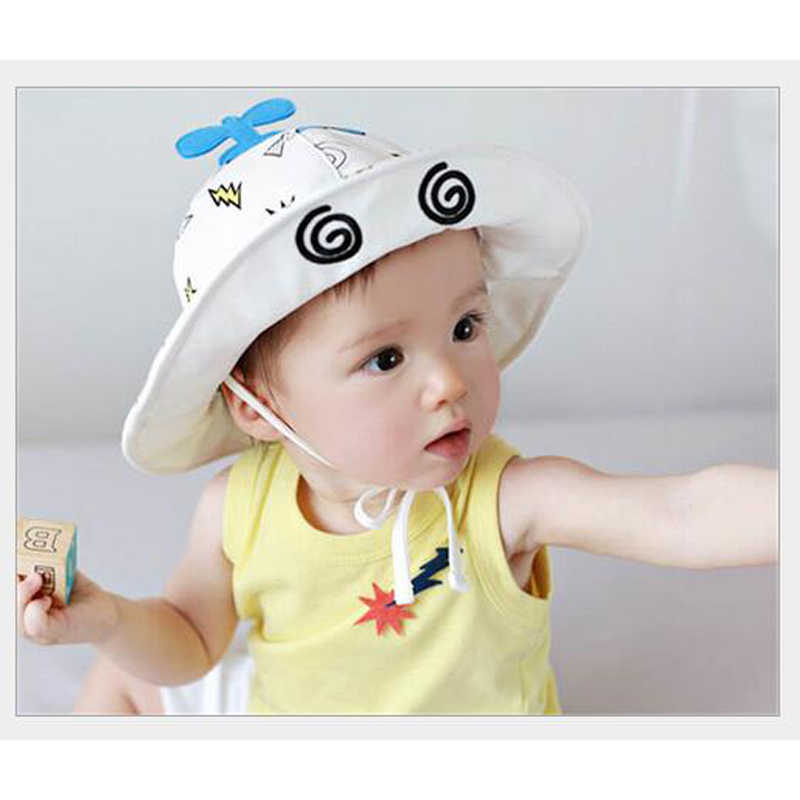 38ff85e509c New Arrival Baby Sun Hat Cap Child Photography Prop Spring Summer Outdoor  Wide Brim Kids Baby