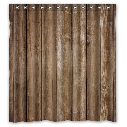 Online Get Cheap Rustic Shower Curtains Aliexpress