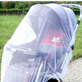 Baby Stroller White Mosquito Mesh Net Pushchair Insect Safe Protection Nets Cover