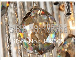 102Pcs/lot,30mm Cognac Color Chandelier crystal ball prism Crystal Sphere Prism Feng Shui Sun Catcher,Free Shipping