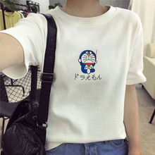 Women Comfortable Tops Cartoon kawaii T shirt Harajuku  Casual Tees
