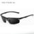 2016 Nuevos VEITHDIA Polarizadas gafas de Sol de Los Hombres Diseñador de la Marca Vintage Hombre gafas de Sol Gafas gafas gafas de sol masculino 6592
