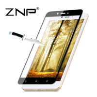 ZNP Tempered Glass For Xiaomi Redmi Note 4X Redmi 4X Full cover Screen Protector 9H Protector Film for Xiaomi Redmi 4X glass
