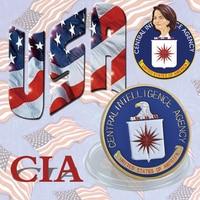 Hoge Kwaliteit US Central Intelligence Agency Coin Groothandel Pure Vergulde Munt CIA Challenge Coin 40*3mm Militaire metalen Munt Non-valuta Munten Huis & Tuin -