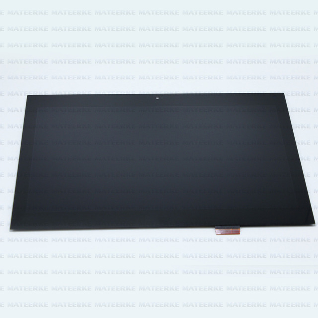 """New 12.5"""" Touch Digitizer LCD Screen N125HCE-GN1 Assembly For Lenovo ThinkPad Yoga 260,1920X1080"""