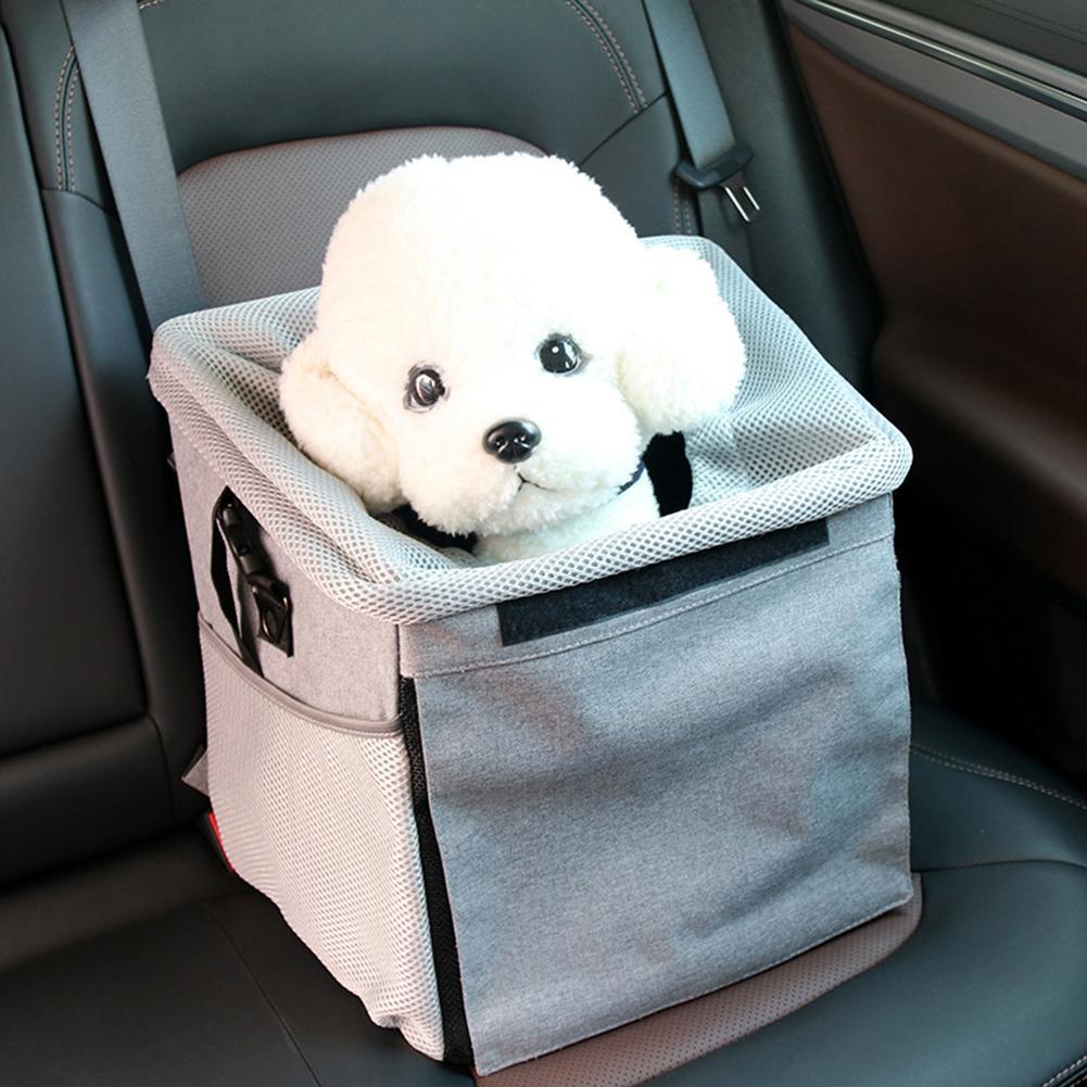New Electric Scooter Pet Bag Carry Front Basket Bike Dog Cat Storage Handbag Pouch