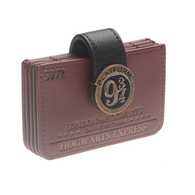 Hogwarts Express 9 3/4 Card Wallet