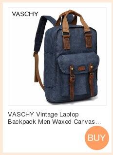 Vaschy escola mochila para adolescentes sacos de