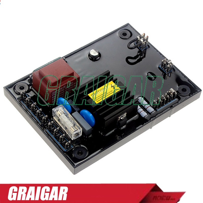 Engga Genset AVR Automatic Voltage Regulator WT-3Engga Genset AVR Automatic Voltage Regulator WT-3