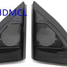 Автомобильный Динамик установка Динамик Коробки кронштейн крепления аудио угол двери десен для Vios/Yaris L 2013
