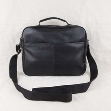 купить AETOO Genuine leather men's shoulder bag messenger bag Small briefcase Leather casual handbag дешево