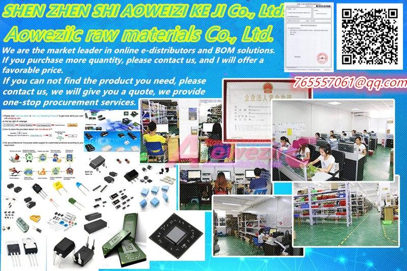 Aoweziic materiales profesional de componentes electrónicos uno-materiales de juego Modelo de Servicio (Por favor pregunte modelo precio la compra)