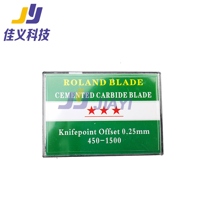 Roland Cricut Cutting Plotter Cemented Carbide Blade Cutter Knife for Roland 30 45 60 Degree Knifepoint Offset 0 25mm in Printer Parts from Computer Office