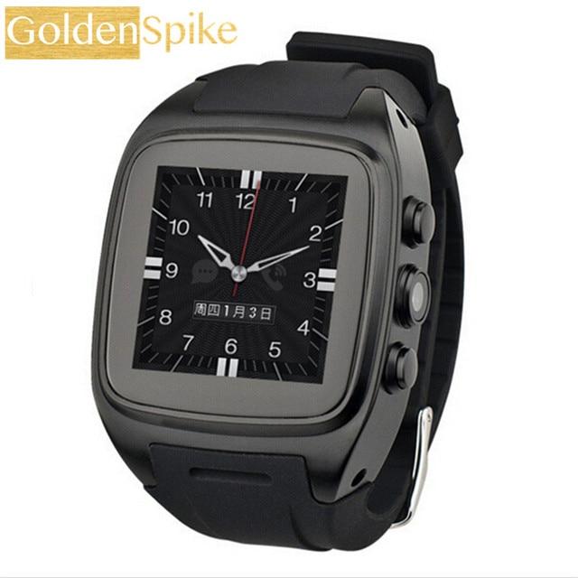 0ab7044abef0 X02 Smart Watch MTK 6572 Dual Core 1.54