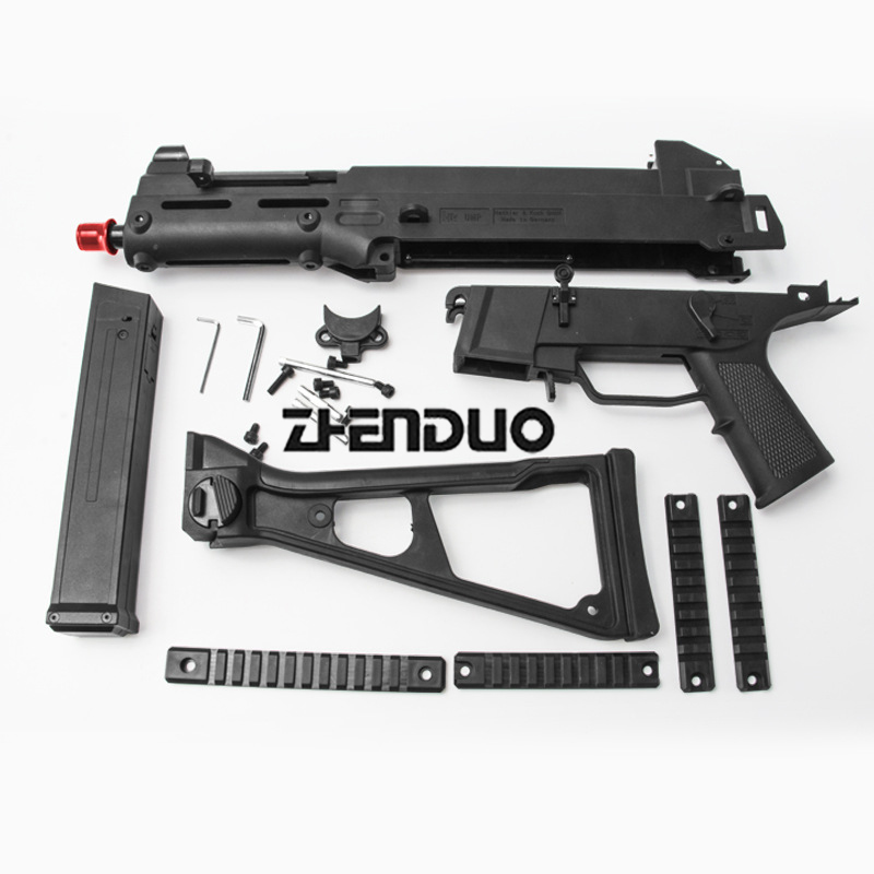 Zhenduo toy ump 45 shell Gel Ball Gun Accessories Toy Gun For Children Out Door Hobby zhenduo toy xm316 split gun body toy gel ball gun accessories free shipping
