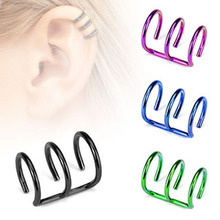 new arrival hot ear hanging ear nail BODY JEWELRY aretes boucle d'oreille femme ear cuff boucle d'oreille