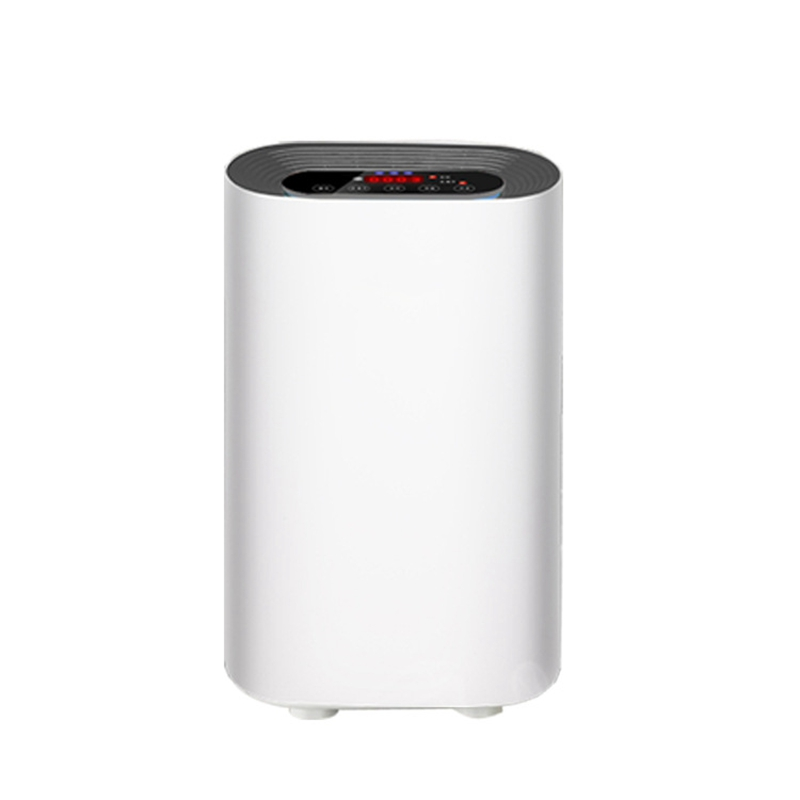 DMWD Mini Air Purifier Filter For Household Ionizer Smoke Formaldehyde PM2.5 Remover Toilet Deodorizer 220V
