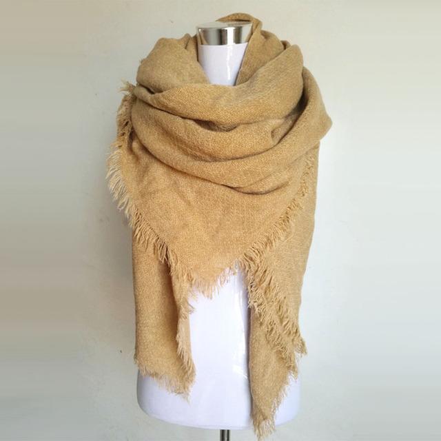 Winter scarf Luxury