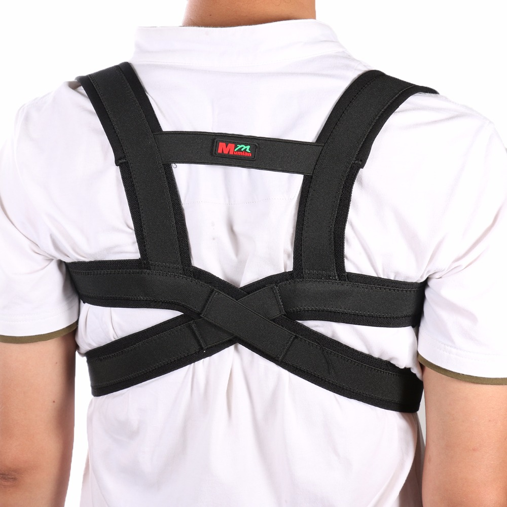 2018 Support Waist Brace Adjustable Posture Corrector Back Corset Belt Straightener Brace Shoulder Corrector Braces Supports
