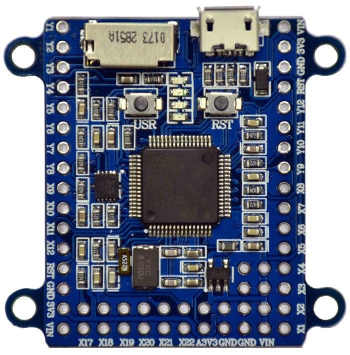 Free Shipping   STM32F405RGT6 Development Board PybV10b
