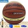 Original Molten Basketball Ball GW7 GW6 GW5 NEW Brand High Quality Genuine Molten PU Material Official