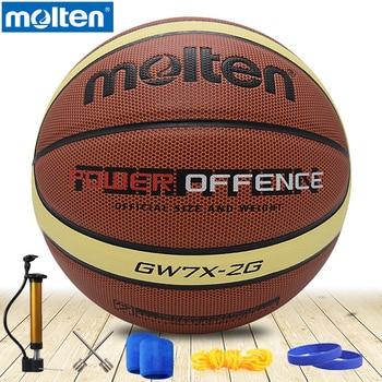 original molten basketball size 7 molten basketball size 6 basketball ball Molten PU Material Official Size7/Size 6/5 basketball