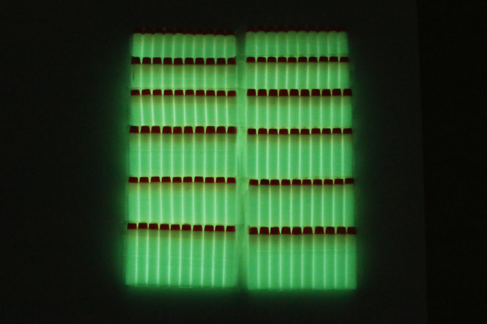 20Pcs Glow Soft Bullet For Nerf Blasters Kids Toy Gun Refill Fluorescent Darts Glow In The Dark White Luminous