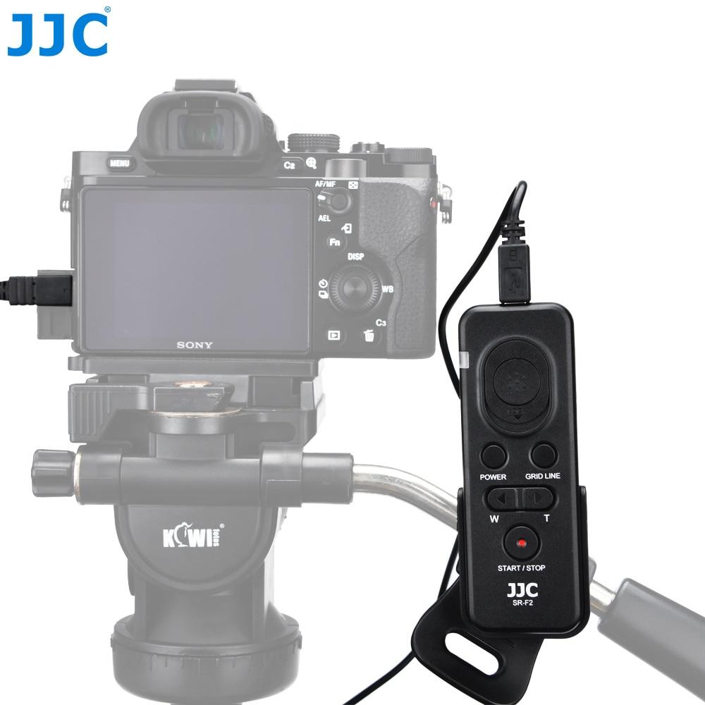 JJC DSLR Camera Shutter Release Commander Remote