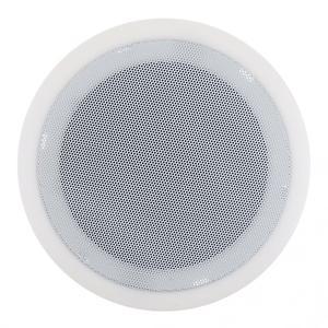Image 2 - 2 יח\חבילה לשאול 515 5 אינץ 5W אופנה מיקרופון קלט USB MP3 נגן רמקול תקרה שידור רקע מוסיקה רמקול