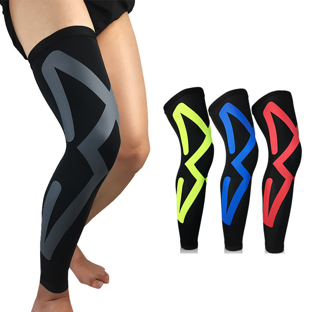 1PC Outdoor Sport Leg Sleeve Cycling Hiking Running Leg Support Protector Knee Warmers for Sport Varicose stockings Socks SP00101PC Outdoor Sport Leg Sleeve Cycling Hiking Running Leg Support Protector Knee Warmers for Sport Varicose stockings Socks SP0010