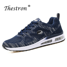 Lovers Shoes Sneakers Summer Sport Running Trainers Air Men Cushioning Hard-Wearing Sports Athletic