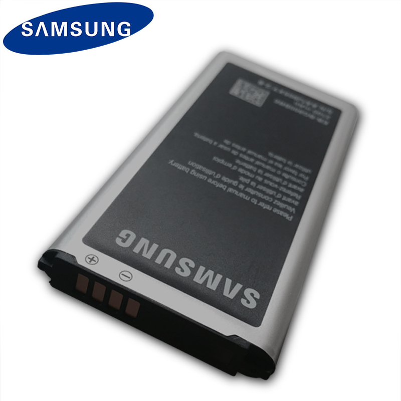 Samsung EB BG800BBE Original Replacement Phone Battery For Samsung GALAXY S5 Mini SM G800F G870a G870W EB BG800CBE 2100mAh NFC in Mobile Phone Batteries from Cellphones Telecommunications