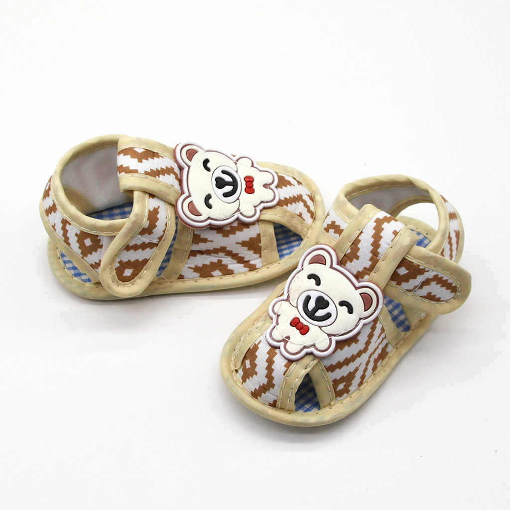 2019 venda de perda de preço baixo bebê recém-nascido meninas impressão dos desenhos animados prewalker macio único sapatos sapatos de bebê primeiros caminhantes 11