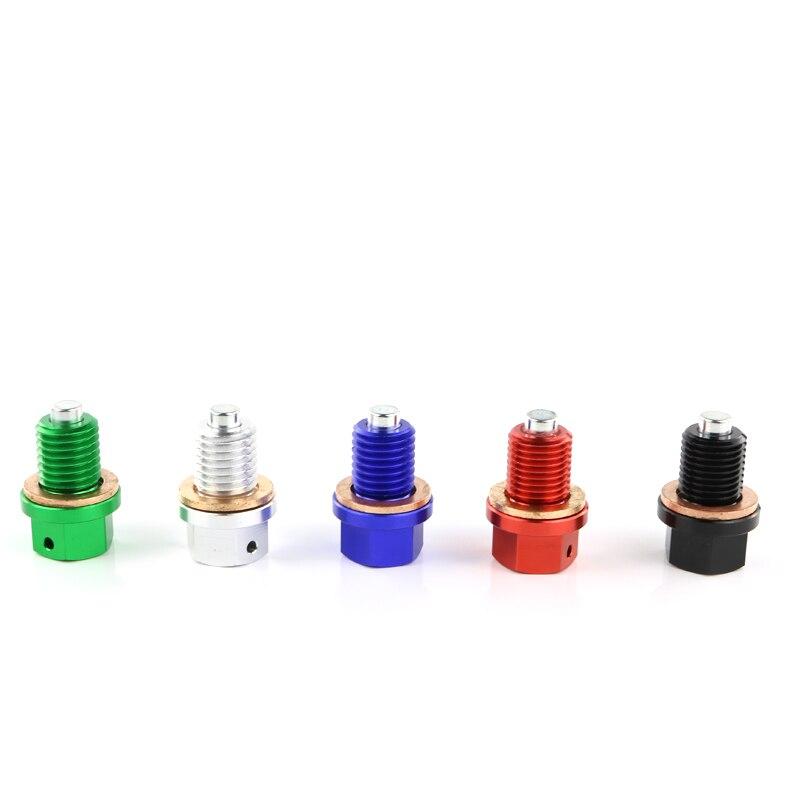 For Honda XL 600 R Magnetic Oil Drain Sump Plug Bolt