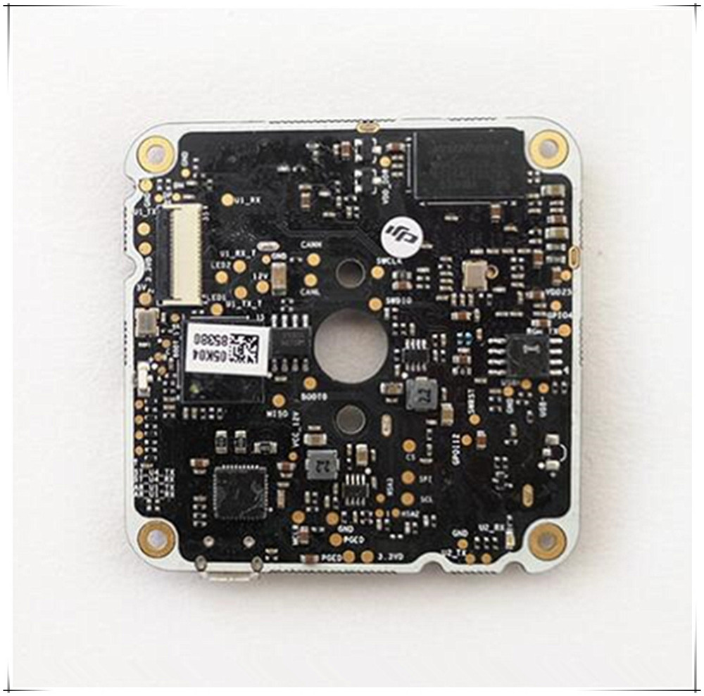 цена на 100% Originali for DJI phantom 3se Flexible Gimbal MAIN board for dji phantom 3 se Drone Accessories second-hand