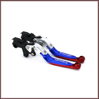 For BMW K1200GT K1200 GT 2003 2008 2007 Motorcycle Accessories Folding Extendable Adjustable Brakes Clutch Levers LOGO CNC